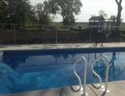 Adjustable Fence Pool Chain Link Fence