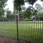 Wrought Iron or Metal Fencing